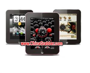 Chinagrabber Ezy Ebook 08 03 Eken M003: a new 8 inch Android Tablet pc