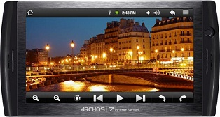 MOD 6478 ARCHOS7 Archos starts shipping their first Android tablet for $200 on May 17th