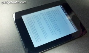 cruzreader First Look at new Cruz Reader Android Tablets!   A GadgetNutz Exclusive