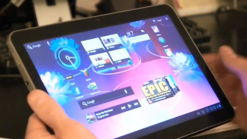 galaxy tab vid 12 minute video shows what youre supposed to do with a Samsung Galaxy Tab 10.1