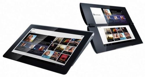 sonyshowsoff Sony unveils 2 new unique Android tablets