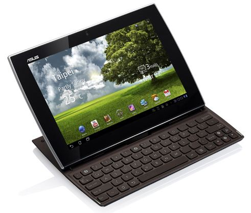 Asus Eee Pad Slider SL101 New Review: Asus Eee Pad SL101 Slider
