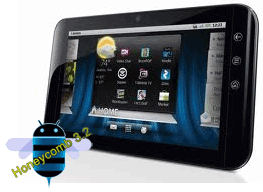 dell streak android 3 2 Good news for Dell Streak 7 android tablet owners, new Android 3.2 Honeycomb update is out