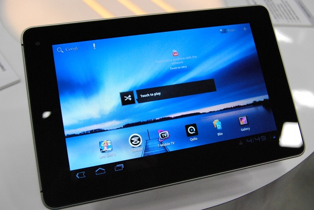 t mobile springboard tablet Huawei announced the Springboard, a new android tablet coming to T Mobile